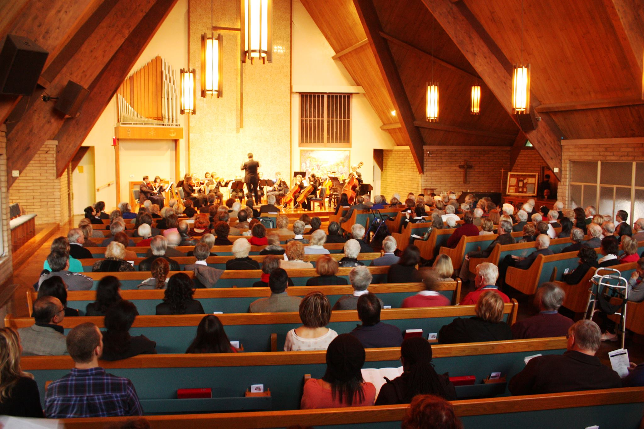 Zion chamber orchestra festival zion lutheran church of for Chamber orchestra