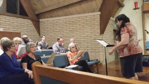 Image result for cantor singing in church
